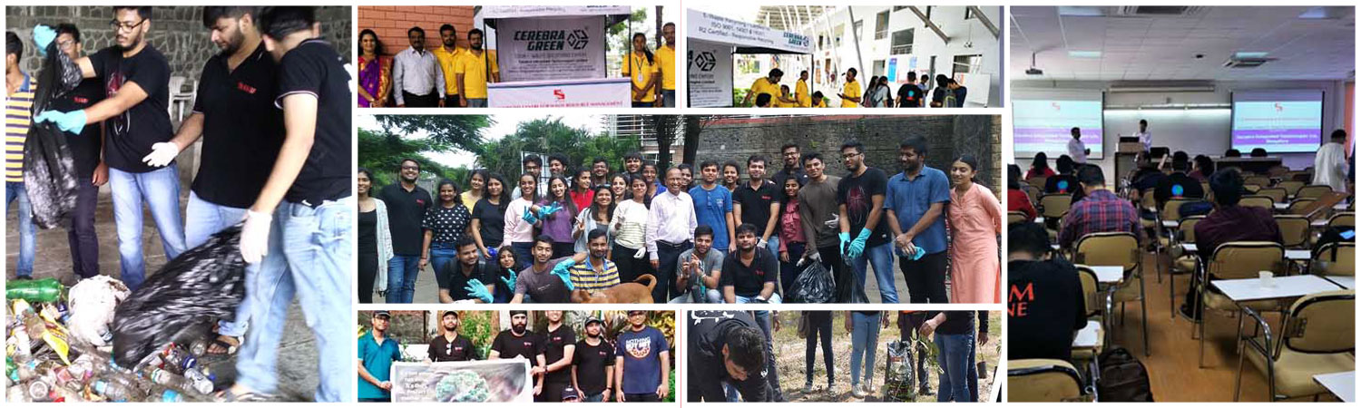 Cleanliness Drives & E-Waste Awareness Campaigns