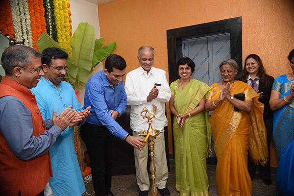 Chef Sanjeev Kapoor inaugurated the Symbiosis School of Culinary Arts