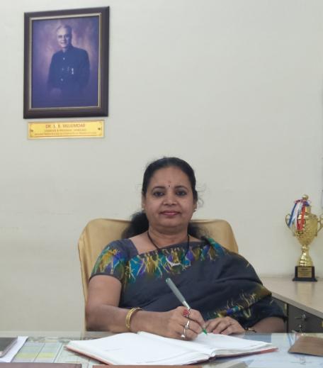 Dr. Sharadha Ramesh
