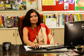 Dr.  Adya Sharma