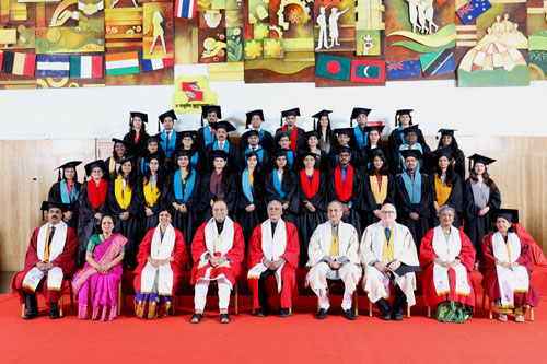 14th Convocation ceremony of Symbiosis International (Deemed University)